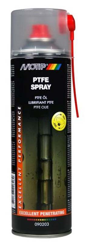 MOTIP PTFE-spray